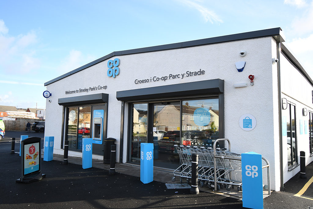 Co-op Parc y Strade