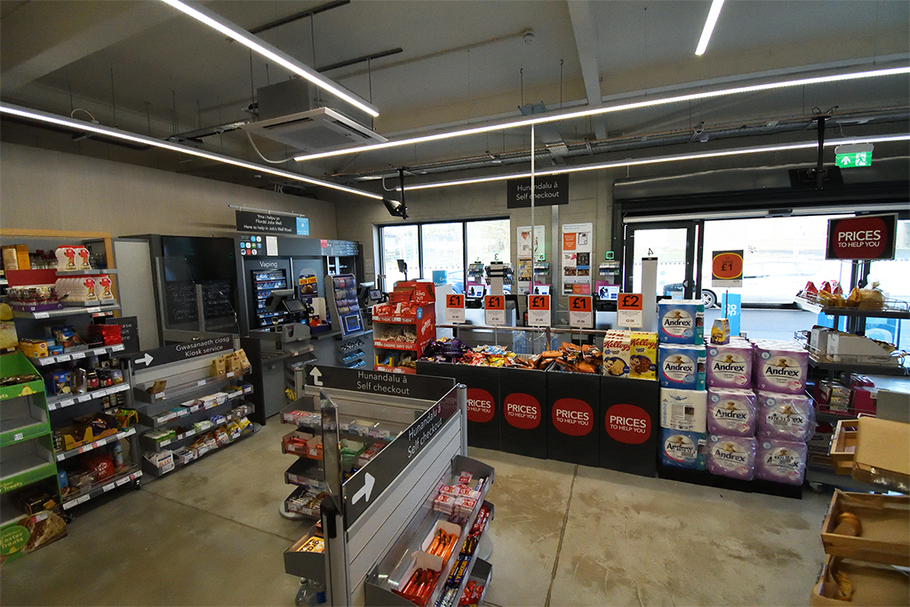 Johnstown Co-op Convenience store