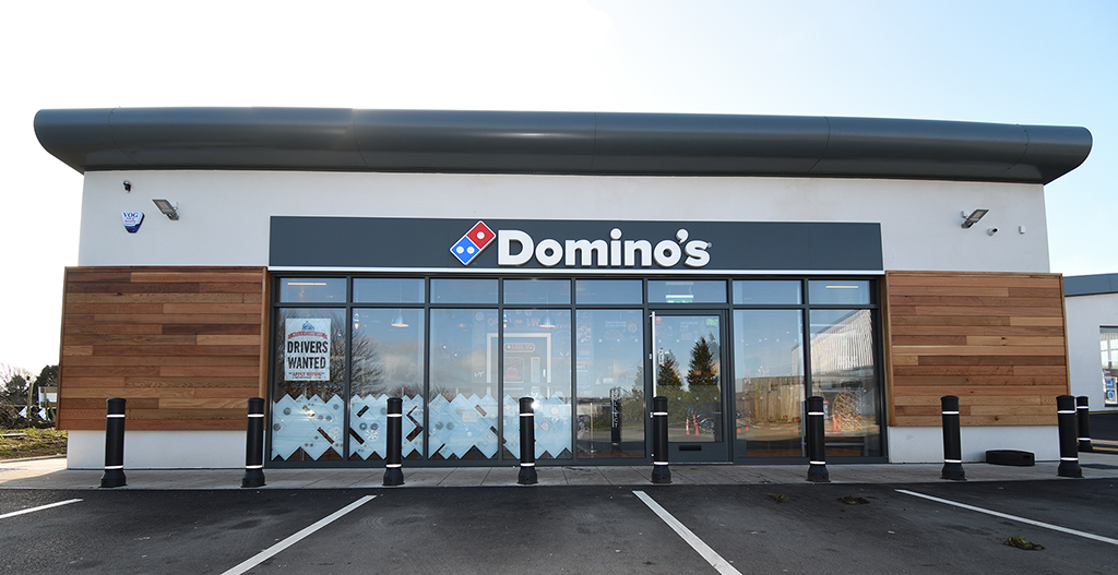 Domino's Pizza Restaurant in Neyland