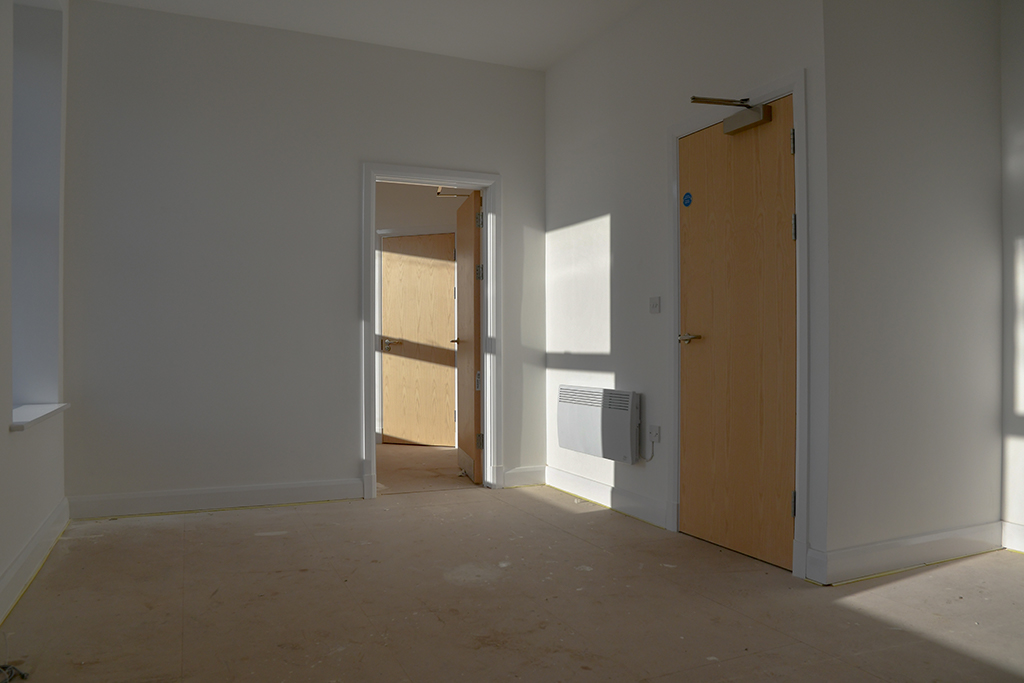 Flats Walter Road Swansea room layout