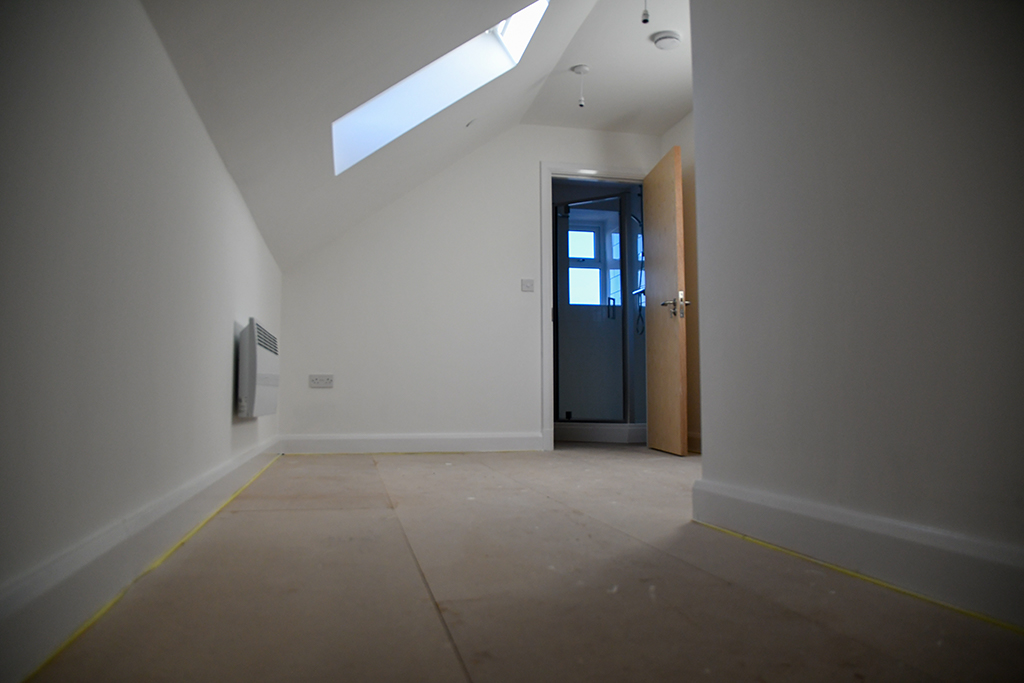 Inside Flat at Walter Road Swansea